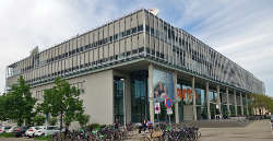 ARTE Verwaltung Straßburg 2016