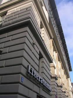 Bild Sitz der Akademie der Deutschen Medien im Literaturhaus München