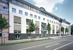 Bild vom Gebäude TÜV SÜD Akademie München in der Westendstr. 160