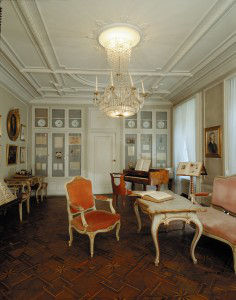 Wagnersaal im Musikverlag Schott Music Mainz