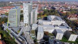 Zentrale der LVM Versicherung in Münster